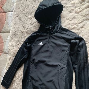 Adidas Climatewarm Fleece lines hoodie
